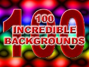 100 Incredible Backgrounds