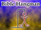 Bible Hangman for Download