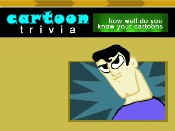 Cartoon Trivia