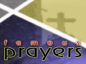 Famous Prayers