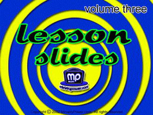 Lesson Slides Volume 3