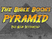 Bible Books Pyramid New Testament