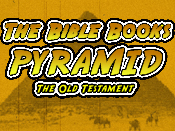 Bible Books Pyramid - O.T.