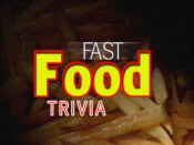 Fastfood Trivia for Download