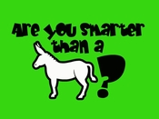 Are You Smarter Than a Donkey?