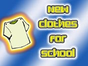 New Clothes for School