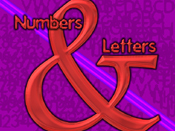 Numbers and Letters