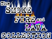 Smoke Fire and Lava Collection for Download