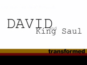 David and King Saul for Download