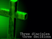 Three Disciples, Three Decisions for Download