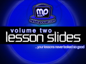 Lesson Slides Volume 2