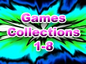 Games Collections 1-8