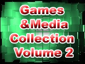 Games and Media Collection Volume 2